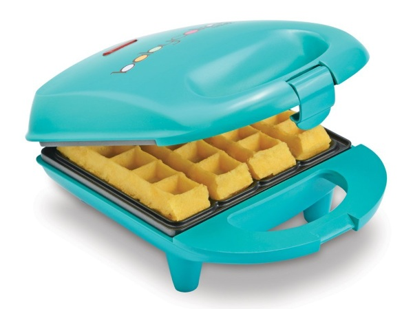 Babycakes Waffle Stick Maker – this cute gadget makes tasty snacks