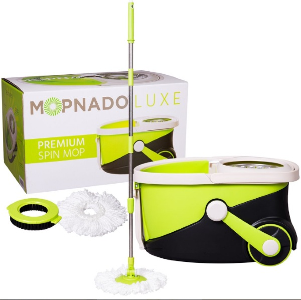 Mopnado – the cleaner mop alternative