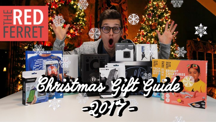 EXTREME CHRISTMAS GIFT GUIDE EDITION – 2017!