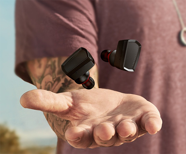 Energy Earphones 6 – Cheap and Powerful Earbuds with Earhooks! [REVIEW]