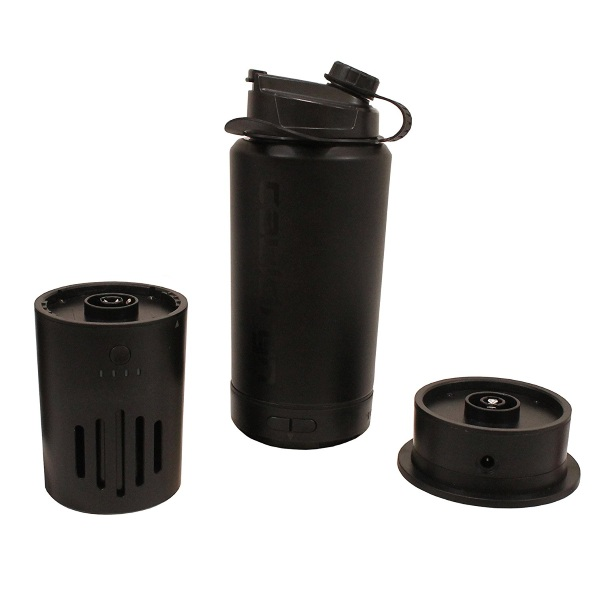 Mobile Temperature Control Mug – check out this next level thermos