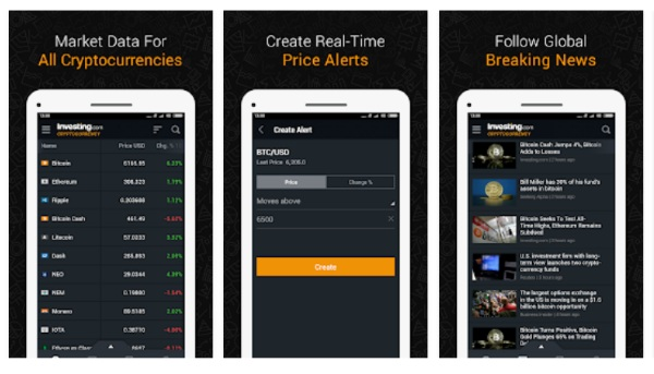 Crypto News – the app that keeps you on top of the crypto market
