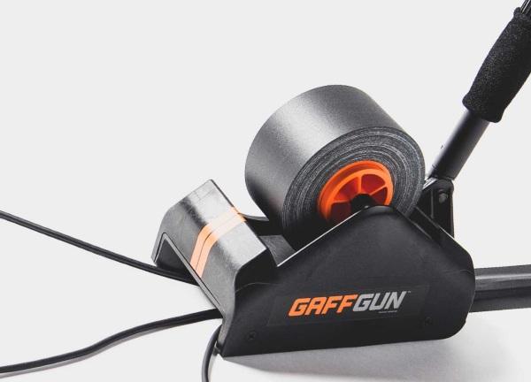 GaffGun – put tape down the easy way