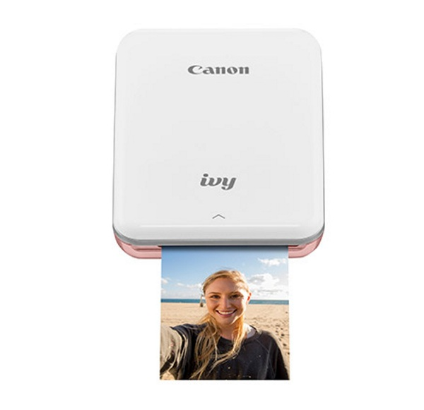 IVY Mini Photo Printer – print your pictures and stick them wherever