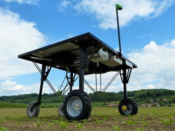 Robot Weeder – this device wants to help cut down on chemicals in farming