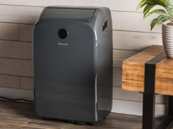 Hisense Hi-Smart Portable Air Conditioner – keep cool anywhere in your house