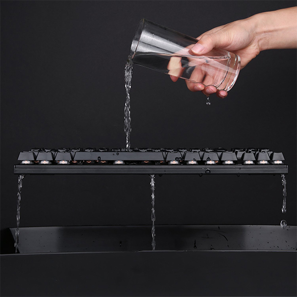 This Mechanical Keyboard is Waterproof!