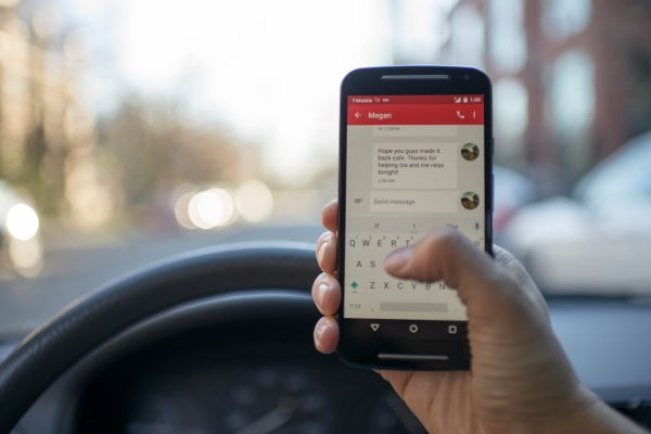 Driving Detective – keep your eyes on the road, not your phone
