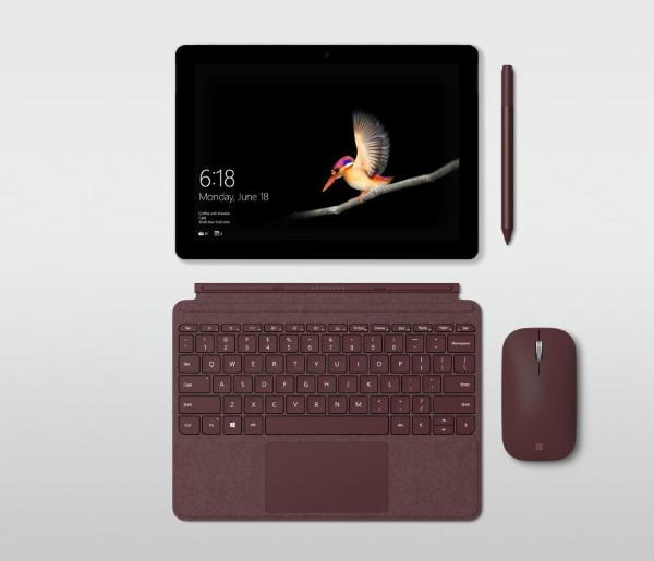 Surface Go – the new, smaller Surface