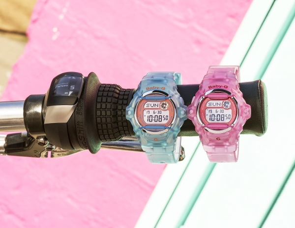 Baby-G – the perfect watch for the 90s lover