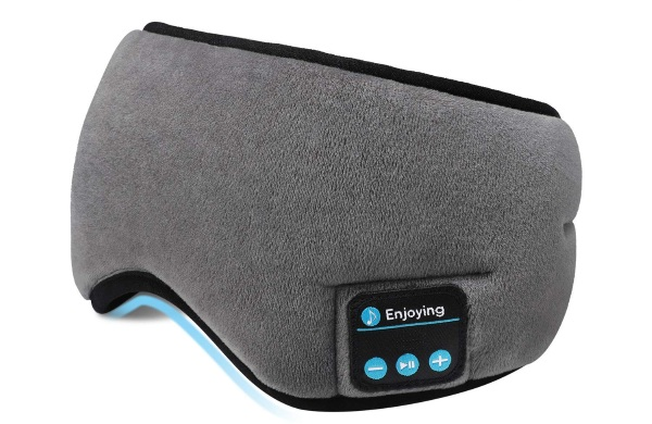 Bluetooth Sleeping Eye Mask – rest and relaxation, no wires needed