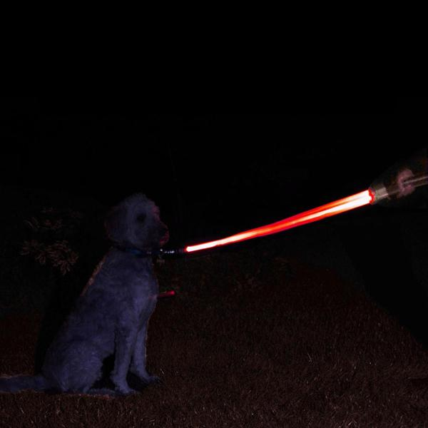 Star Wards Darth Vader Dog Lead – let everyone know who's side you're on when you walk your dog