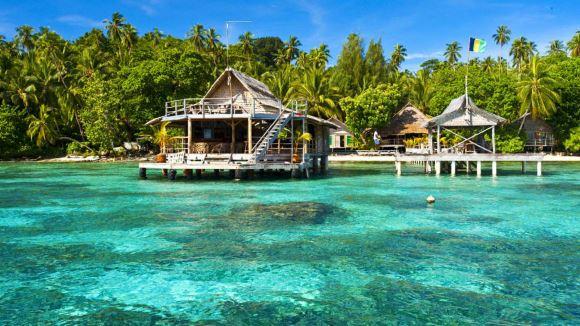 Solomon Islands world's heritage site under oil spill threat