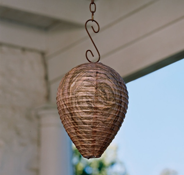 Fake Wasp Nest – keep wasps from nesting in your backyard
