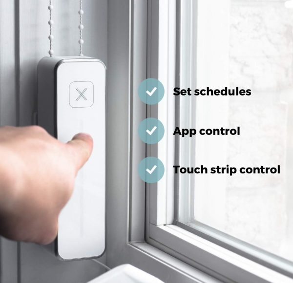 AXIS Gear – get app control over your blinds