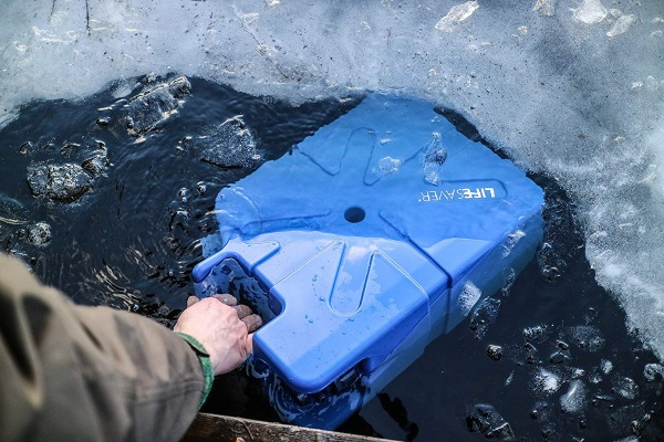Lifesaver Jerrycan – fresh water where you need it