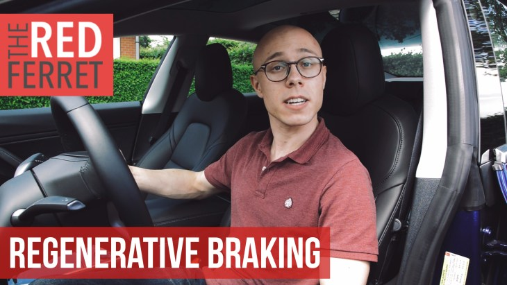 Tesla Short's: Regenerative Braking
