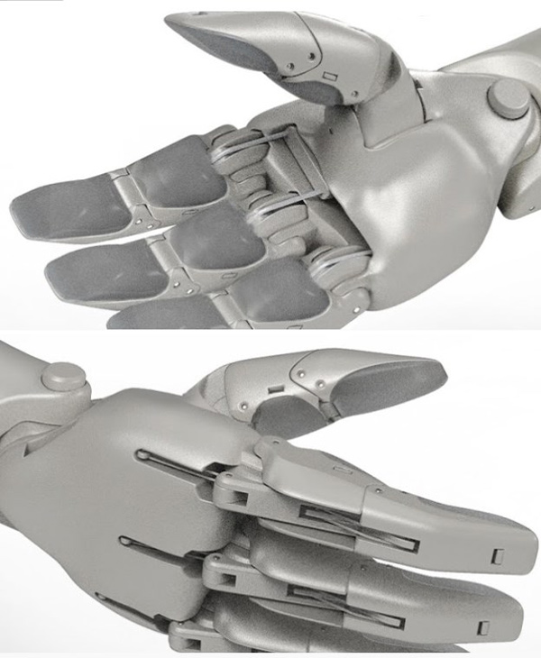 Maker Hand – this $30 prosthetic hand could turn the market upside down