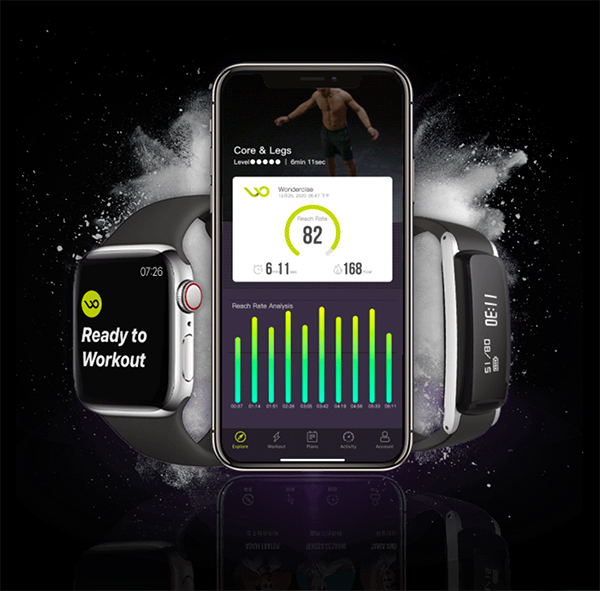 Workout at Home with Wondercise Tracker and Fitness App [Review]