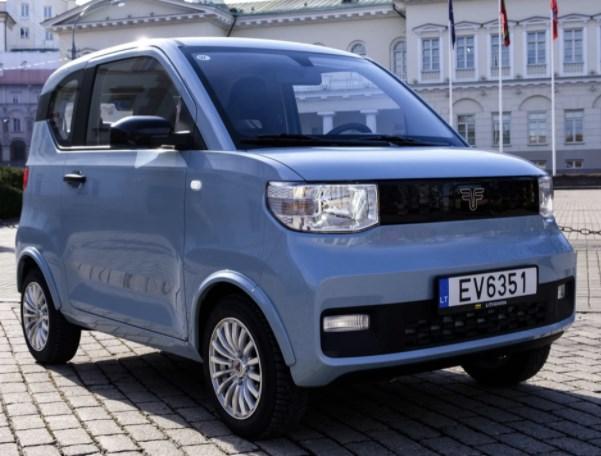 Dartz FreZe – $4500 EV is super cheap in China, not so much in Europe