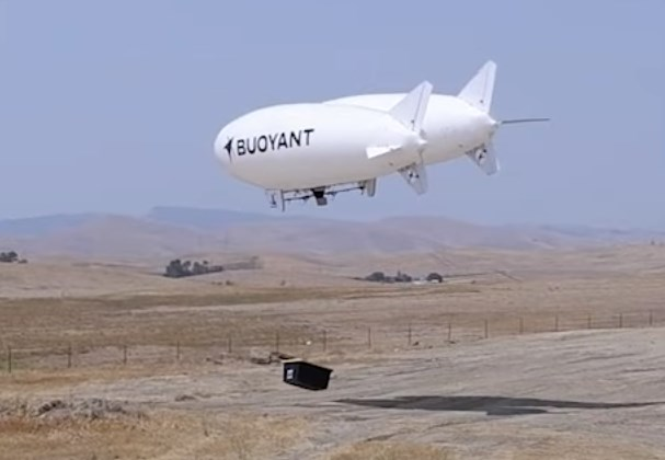 Buoyant – air freight just got interesting
