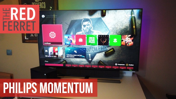Philips Momentum 559M1 4K Monitor for Xbox Series X – Review