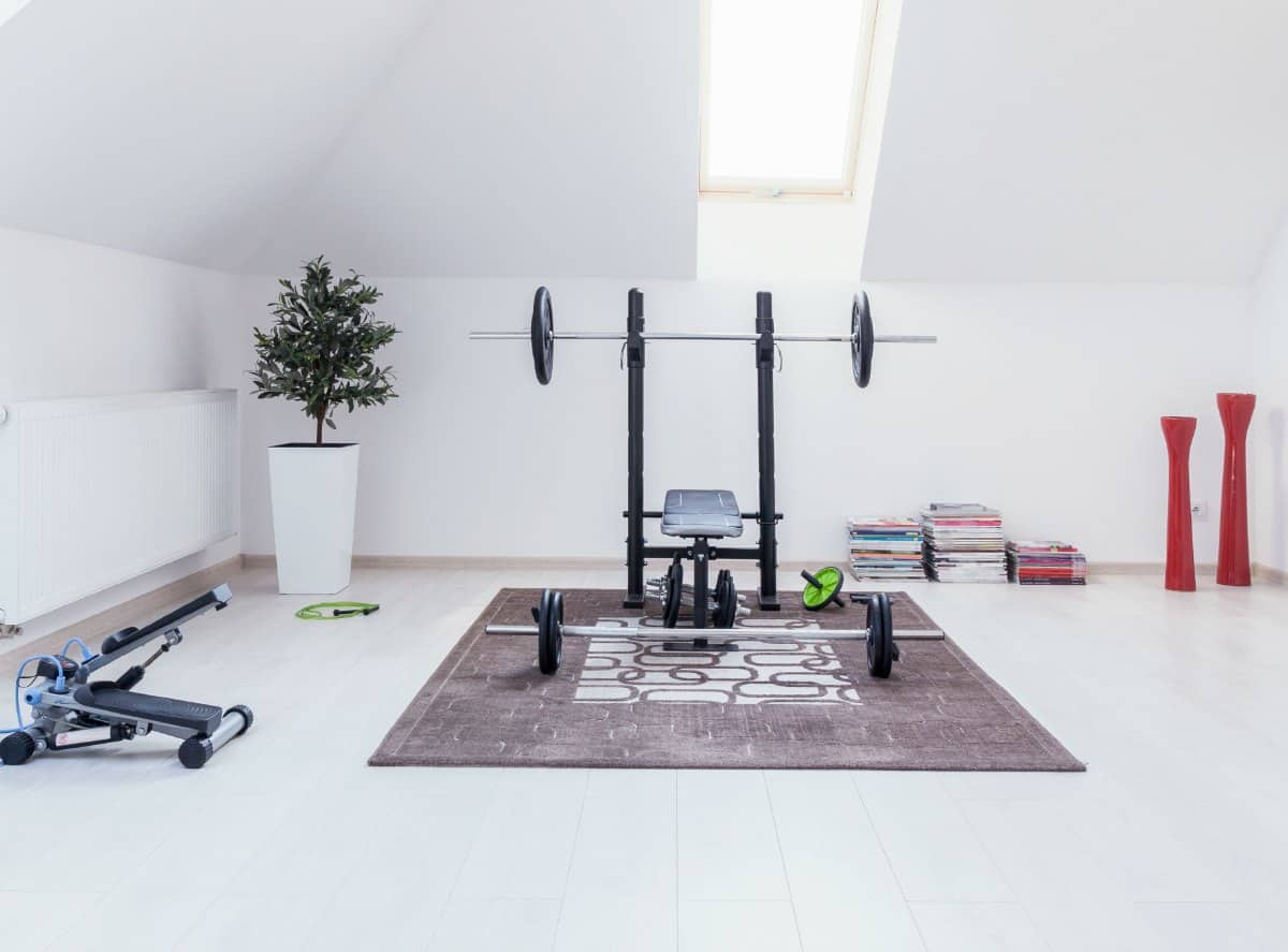 Home gym ideas fitness experts weigh in evo fitness equipment