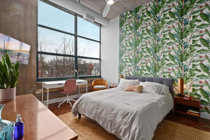 Wallpaper home design ideas