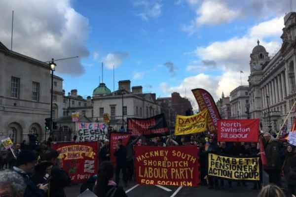 Controversial launch for Labour anti-racism campaign