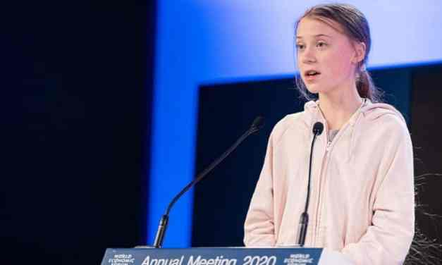 Greta Thunberg refuses to name the enemy in the room