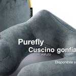 Recensione Purefly cuscino gonfiabile per il collo
