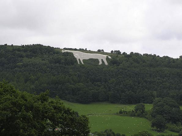 Kilburn Horse