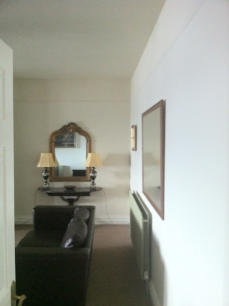 View into Lounge from the Hall