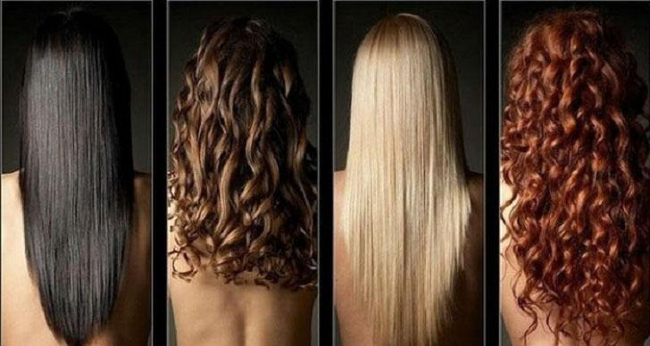 Black, Brown, Blonde and red hair colors in what hair color is right for you