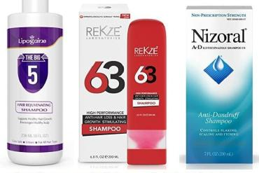 Shampoos & conditioners that stimulate hair growth