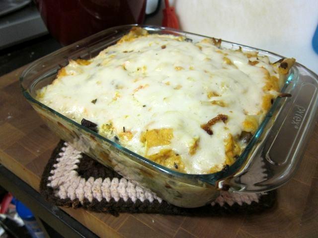 The Best Vegan Gluten-Free Lasagna Ever | Red-Handled Scissors