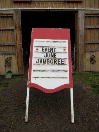 Woodstock Farm Animal Sanctuary, Day 3 | Red-Handled Scissors