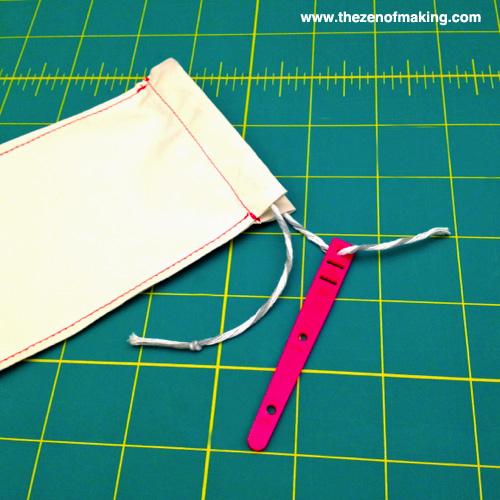 Craft Tool: Elastic Threaders | Red-Handled Scissors