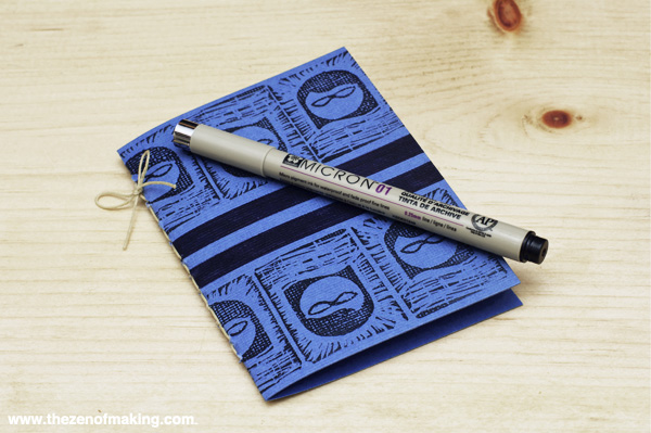Tutorial: Sewing Awl Bookbinding | Red-Handled Scissors