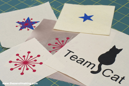 Review: Neenah EPC Film Cuttable Heat Transfer Film | Red-Handled Scissors