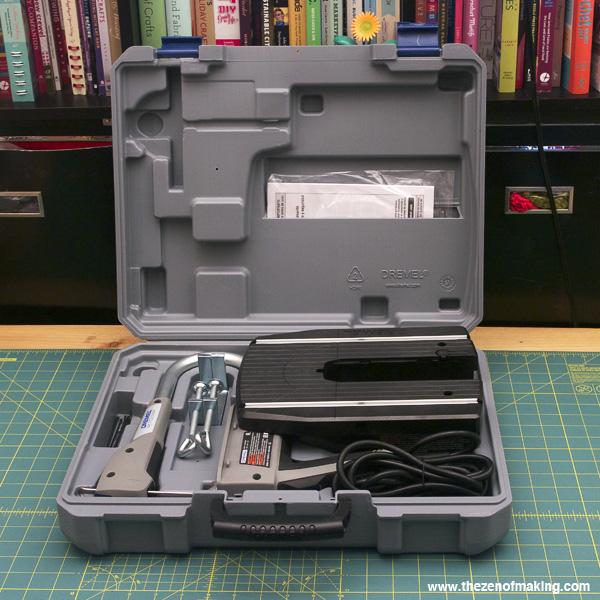 Review: Dremel Moto-Saw Kit | Red-Handled Scissors
