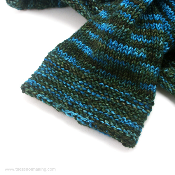 Knitting Necessities: Cast On, Bind Off Book Review | Red-Handled Scissors