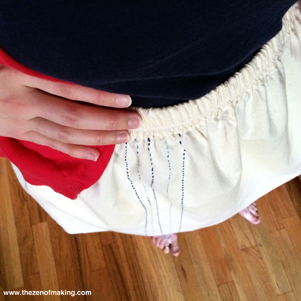 Sunday Snapshot: Perfect Summer Skirts | Red-Handled Scissors