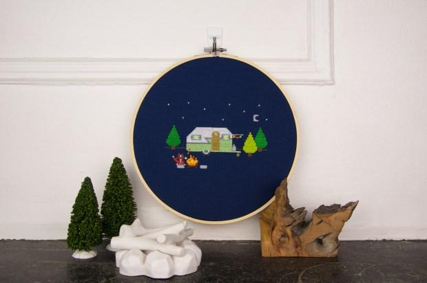 Sweet Campfire Dreams, by Haley Pierson-Cox