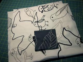 Tutorial: Oversized Knitting/Crochet Project Bag | Red-Handled Scissors