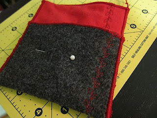 Tutorial: 15-Minute Change Purse | Red-Handled Scissors