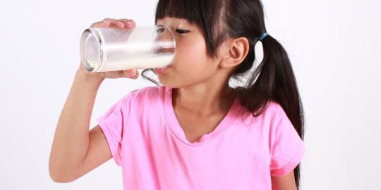 Minum susu sebelum tidur