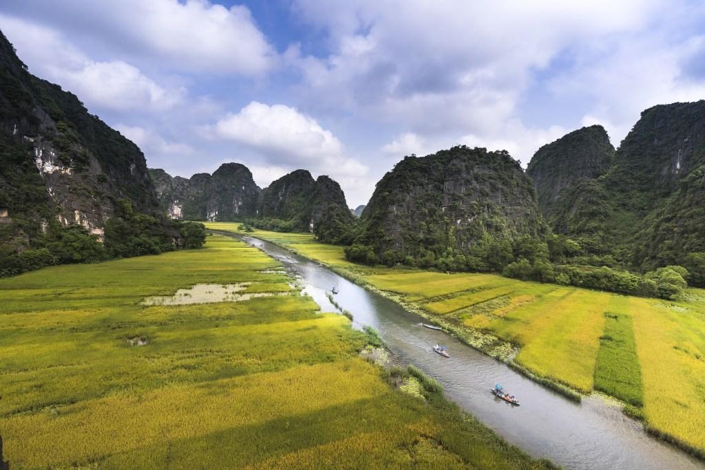 Sungai dan pertanian