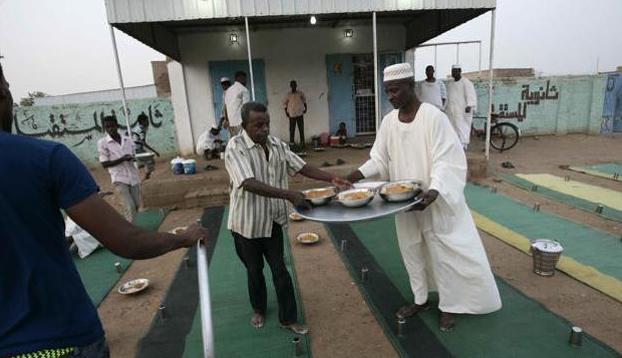 fasting in sudan