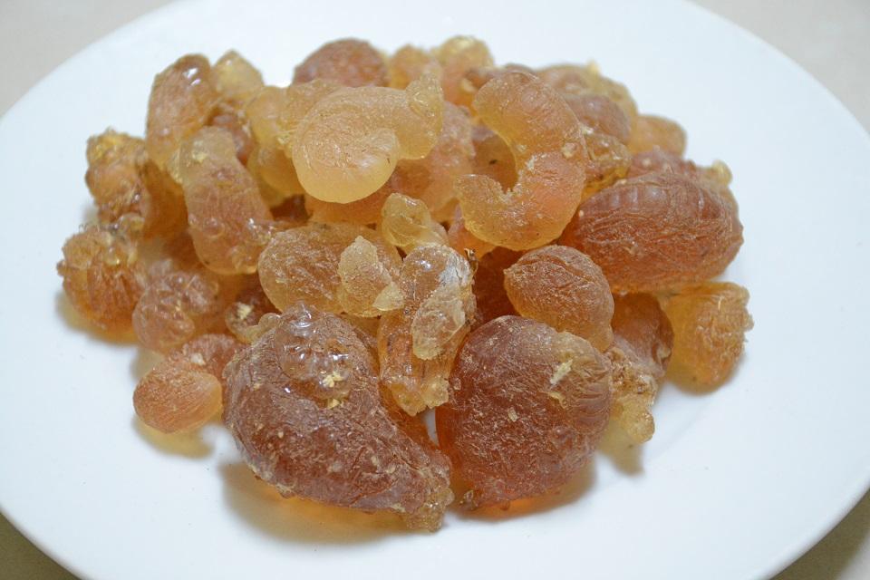 manfaat gum arabic